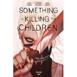 SOMTHING IS KILLING CHILDREN TP VOL 1 DISCOVER NOW