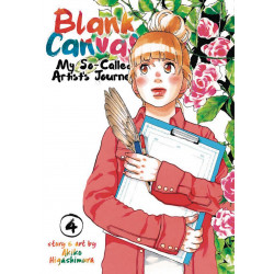 BLANK CANVAS SO CALLED ARTISTS JOURNEY GN VOL 4