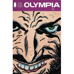 OLYMPIA 4 CVR A DIOTTO CUNNIFFE