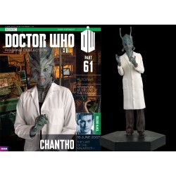 CHANTHI - DOCTOR WHO COLLECTION - NUMERO 61