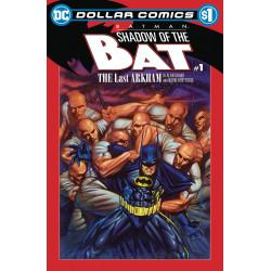 DOLLAR COMICS BATMAN SHADOW OF THE BAT 1