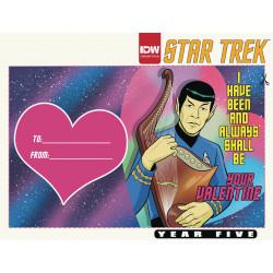 STAR TREK YEAR FIVE VOL VALENTINES DAY SPECIAL JONES