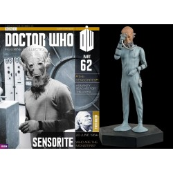 SENSORITES - DOCTOR WHO COLLECTION - NUMERO 62