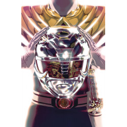 MIGHTY MORPHIN POWER RANGERS 48 FOIL MONTES VAR