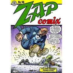 ZAP COMIX 16