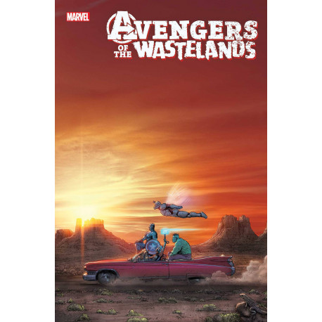 AVENGERS OF THE WASTELANDS 2