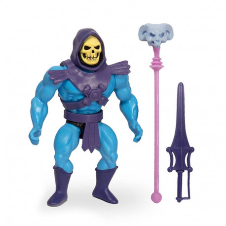 SKELETOR JAPANESE BOX MASTERS OF THE UNIVERSE SERIE 4 VINTAGE COLLECTION ACTION FIGURE