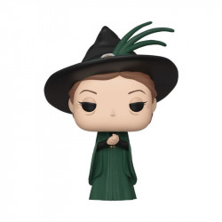 MINERVA MCGONAGALL (YULE) HARRY POTTER POP! MOVIES VINYL FIGURE
