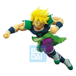 BROLY SCULTURES THE TAG TEAM DRAGONBALL SUPER PVC SATUE