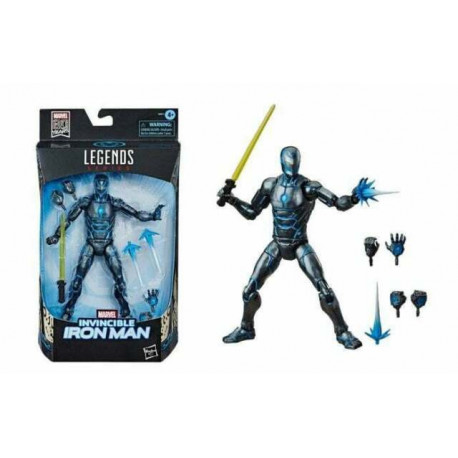 STEALTH IRON MAN MARVEL LEGEND ACTION FIGURE