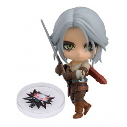CIRI NENDOROID HEO EXCLUSIVE THE WITCHER 3 NENDOROID ACTION FIGURE