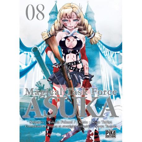 MAGICAL TASK FORCE ASUKA T08