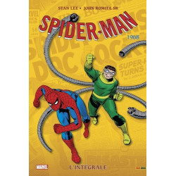 SPIDER-MAN: L'INTEGRALE T06 (1968)
