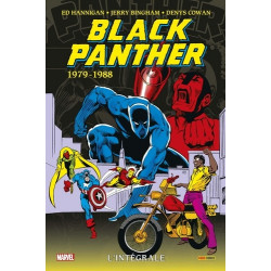 BLACK PANTHER: L'INTEGRALE T03 (1979-88)