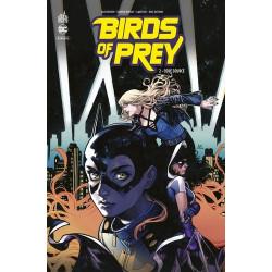 DC REBIRTH - BIRDS OF PREY REBIRTH TOME 2