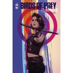 DC DELUXE - BIRDS OF PREY - HUNTRESS