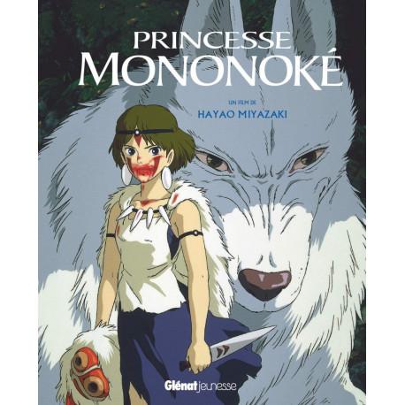 PRINCESSE MONONOKE - ALBUM DU FILM - STUDIO GHIBLI