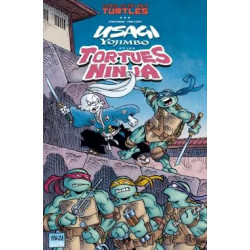 USAGI YOJIMBO COMICS - TORTUES NINJA