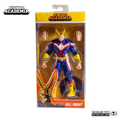 ALL MIGHT MY HERO ACADEMIA ACTION FIGURE