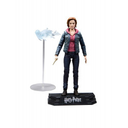 HERMIONE GRANGER HARRY POTTER AND THE DEATHLY HALLOWS PART II ACTION FIGURE