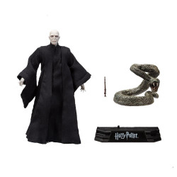 LORD VOLDEMORT HARRY POTTER AND THE DEATHLY HALLOWS PART II ACTION FIGURE