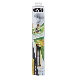 LUKE SKYWALKER STAR WARS ELECTRONIC LIGHTSABER