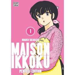 MAISON IKKOKU - PERFECT EDITION T01