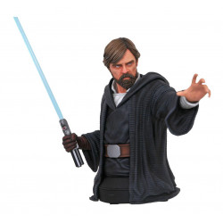 LUKE SKYWALKER STAR WARS EPISODE VIII BUST