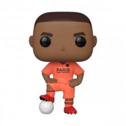 KYLIAN MBAPPE (AWAY KIT) PSG POP! FOOTBALL VINYL FIGUR
