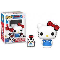 HELLO KITTY (8 BIT) HELLO KITTY POP! SANRIO VINYL FIGURE