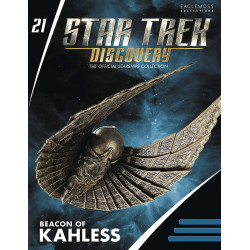 BEACON OF KAHLESS STAR TREK DISCOVERY STARSHIPS NUMERO 19
