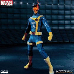 CYCLOPS MARVEL UNIVERSE FIGURINE LUMINEUSE 1/12 ACTION FIGURE