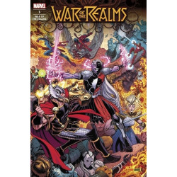 WAR OF THE REALMS N 1