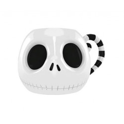 JACK'S HEAD THE NIGHTMARE BEFORE CHRISTMAS SHAPED 3D MUG