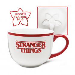 DEMOGORGON HIDDEN FEATURE STRANGER THINGS 3D MUG
