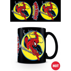 SPIDER-MAN ICONIC ISSUE MARVEL COMICS HEAT CHANGING MUG