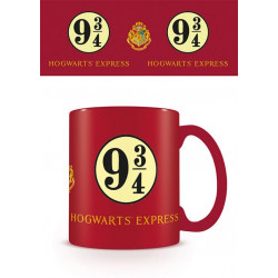 9 3/4 HOGWARTS EXPRESS HARRY POTTER MUG