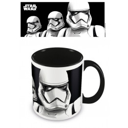 STORMTROOPER DARK STAR WARS EPISODE IX COLOURED INNER MUG