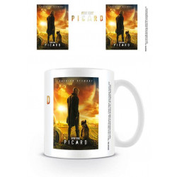 PICARD NUMBER ONE STAR TREK : PICARD MUG