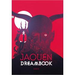 DREAMBOOK - SKETCHBOOK - THE JAOUEN SALAUN'S DREAMBOOK