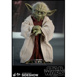 YODA STAR WARS EPISODE II MOVIE MASTERPIECE 1/6 SCALE FIGURE