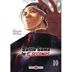 BATTLE GAME IN 5 SECONDS - T10 - BATTLE GAME IN 5 SECONDS - VOL. 10
