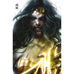 DCEASED - T01 - DCEASED COUVERTURE WONDER WOMAN ZOMBIE