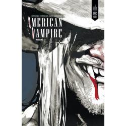AMERICAN VAMPIRE INTEGRALE TOME 1