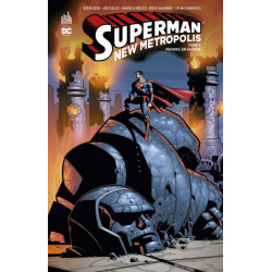 SUPERMAN-NEW METROPOLIS - SUPERMAN - NEW METROPOLIS TOME 3