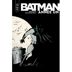 BATMAN ANNEE UN -- NOUVELLE EDITION