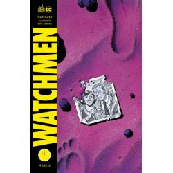 WATCHMEN - T04 - WATCHMEN NUMERO 4