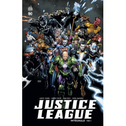 JUSTICE LEAGUE INTEGRALE TOME 3