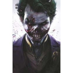 DCEASED - T01 - DCEASED COUVERTURE JOKER ZOMBIE