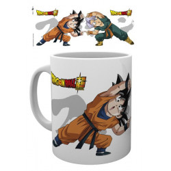 FUSION DANCE DRAGON BALL SUPER BOXED MUG